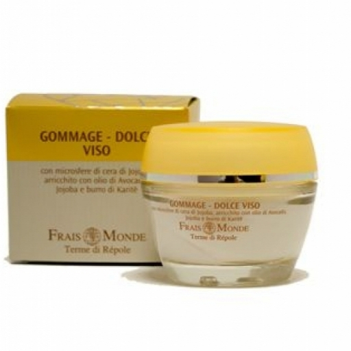 Gommage dolce naturale viso