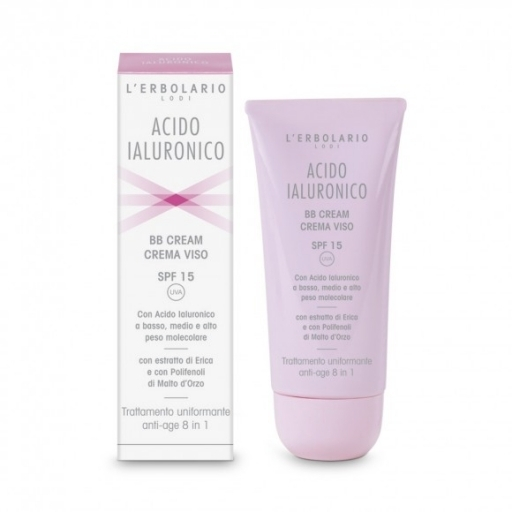 BB Cream Crema Viso – SPF 15