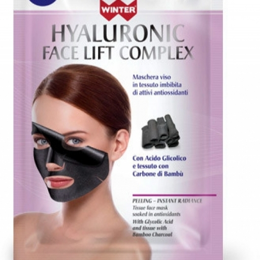 BLACK MASK - HYALURONIC FACE LIFT COMPLEX