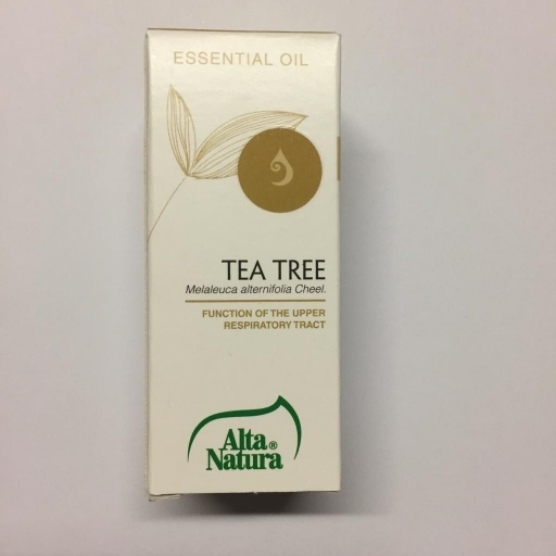ALTA NATURA - ESSENTIA OLIO ESSENZIALE PURISSIMO - TEA TREE OIL (10ml)